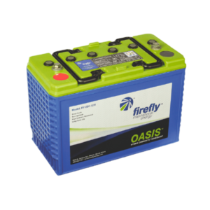firefly oasis carbon foam battery