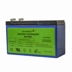 12V 9Ah EFSN SiO2 Battery