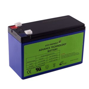 12V 7.8Ah EFSN SiO2 Battery