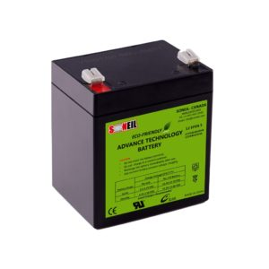 12V 5Ah EFSN SiO2 Battery