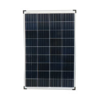 RV Kit: 100W Polycrystalline Solar Panels w 800W AC Pure Sine Inverter & Charge Controller + Accessories