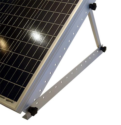 Adjustable Angle Bracket For Solar Panel