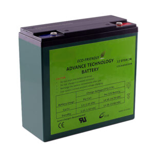 12V 24Ah Silicon Dioxide Battery