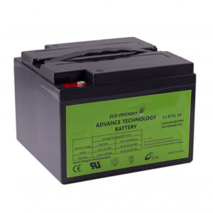 12V 34Ah Silicon Dioxide Battery