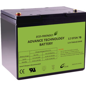 12V 70Ah SiO2 EFSN Battery