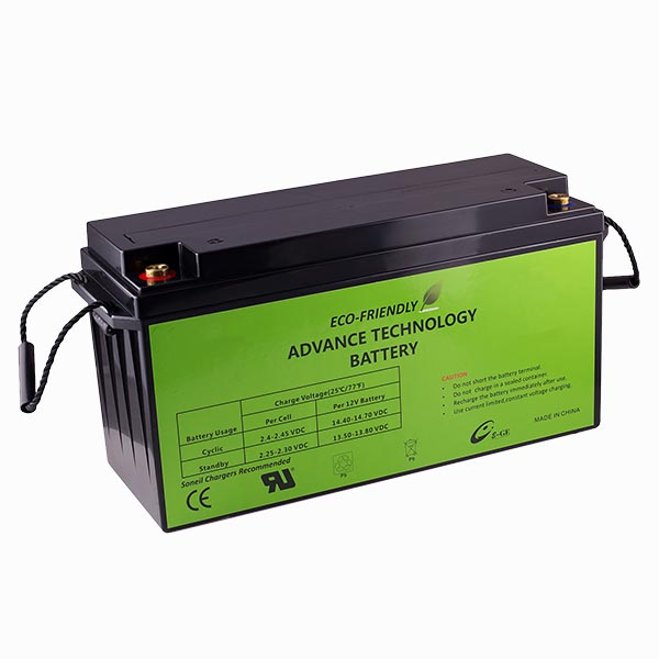 SiO2 12V 270Ah battery