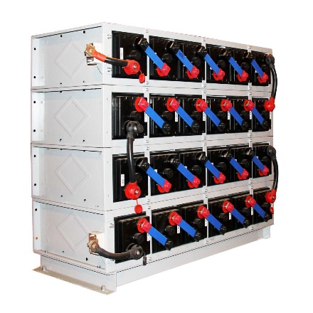 48V 500Ah Lead Carbon Battery Bank
