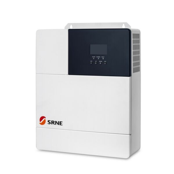 HF All in One Hybrid solar charge inverter front view 1