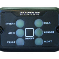 Magnum MM-RC Remote Control with LED indicators for charger status